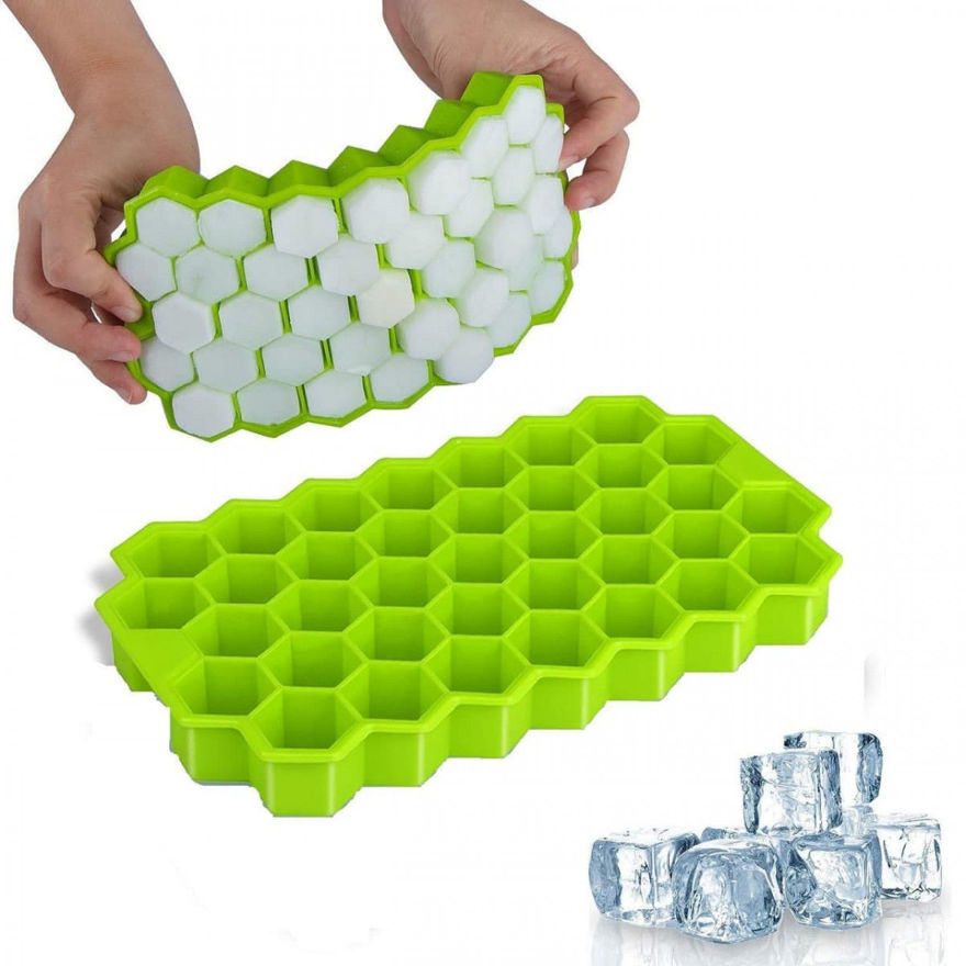Picture of Silicon Ice Tray For Freezer