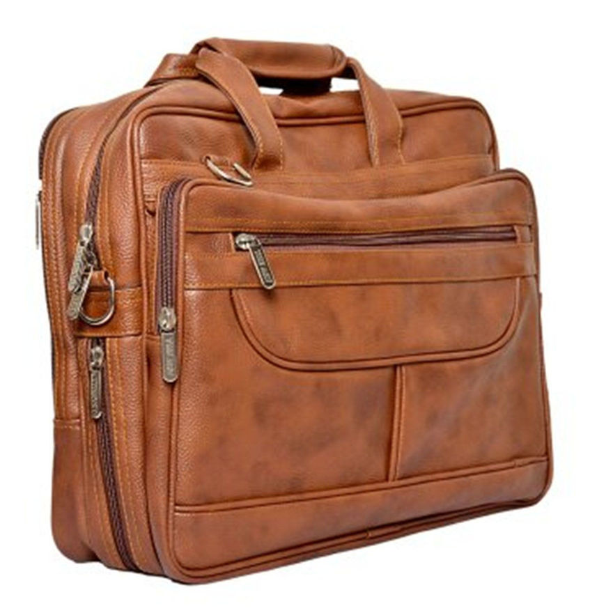 Picture of Leather Big Office Bag(8)