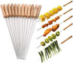 Picture of Bbq Barbeque Stick Pack Of 12