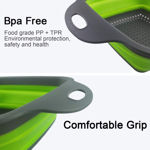 Picture of 2 Pack Foldable Silicon Filter Baskets
