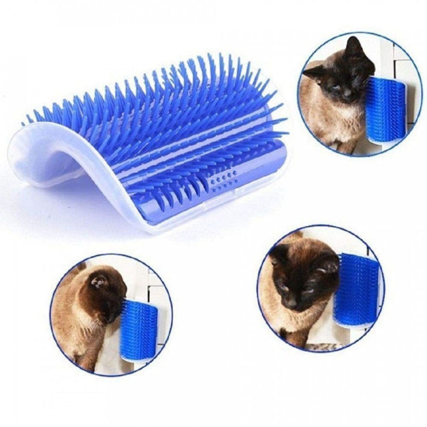 Picture of Plastic Massage Device Self Groomer Pet