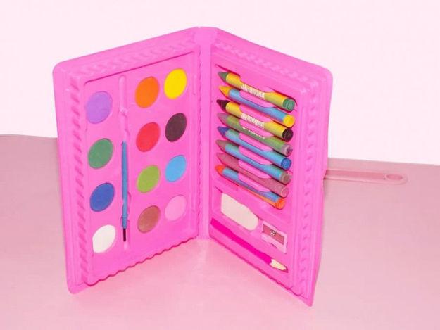Picture of Art Color Kit Colors Box (24 Pieces)