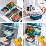 Picture of 2 In 1 Multi Function Filter Basket Bowl Set