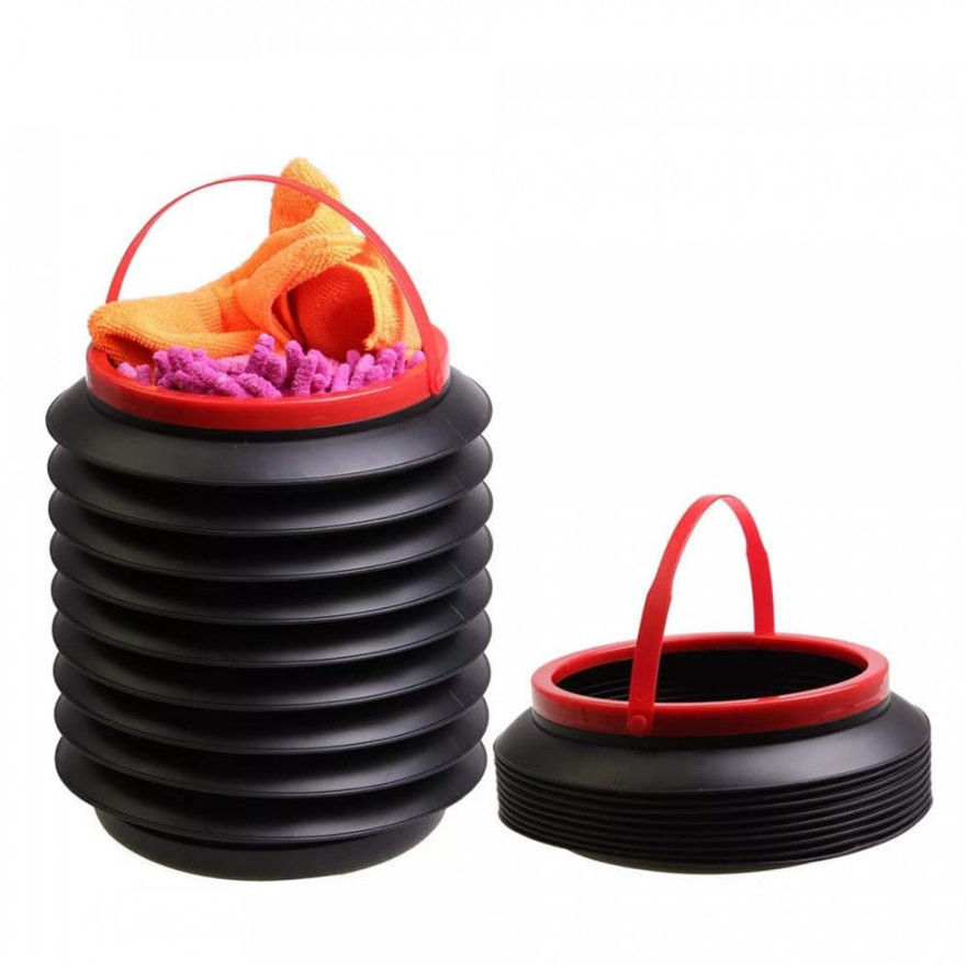 Picture of 4l Collapsible Car Dustbin