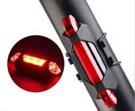 Picture of Rechargeable Bicycle Front Waterproof Led Lights