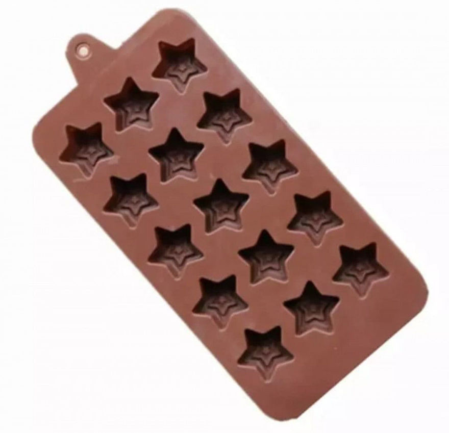 Picture of New Star Chocolate Mould
