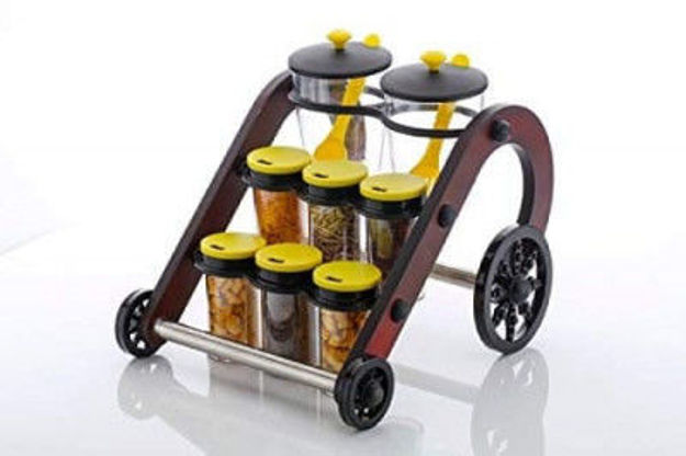 Picture of Cycle Spice Rack