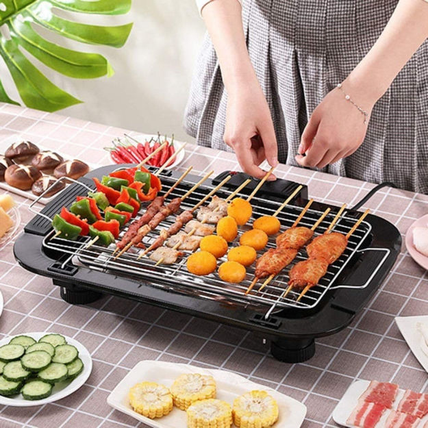 Picture of Electric Barbeque Grill