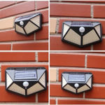 Picture of Solar Lights For Garden Led Security Lamp