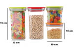 Picture of 4 Pc Kitkat Container