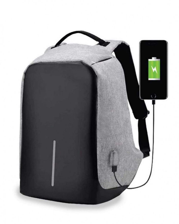 Picture of Anti Theft Backpack Laptop Bag