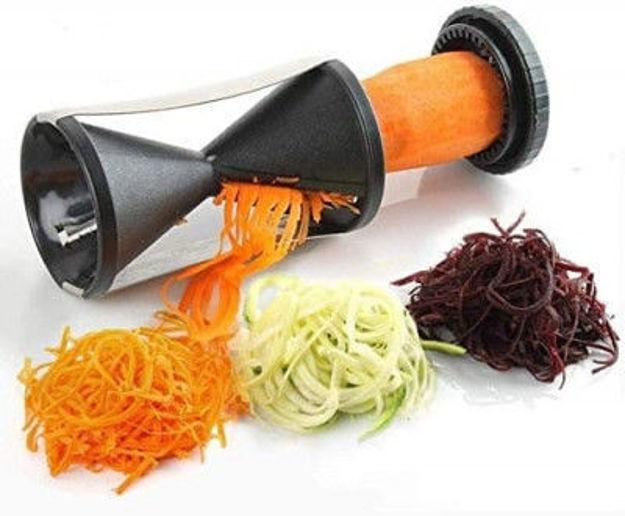 Picture of Spiral Vegetable Slicer Cutter
