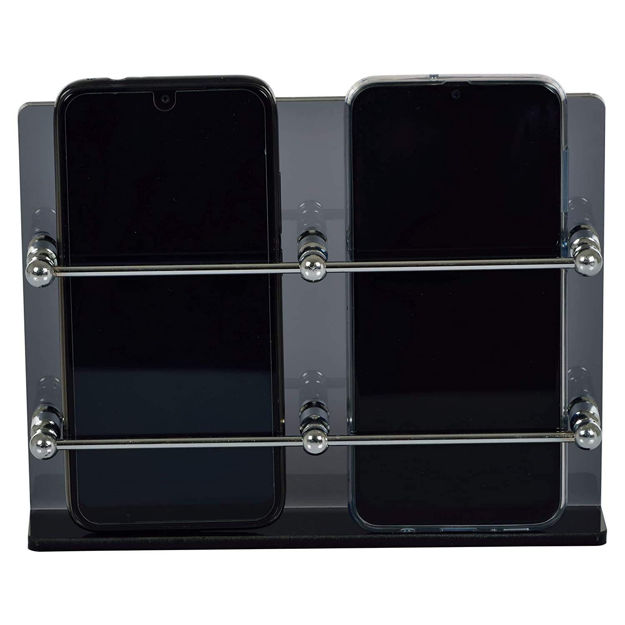 Picture of Acrylic Double Mobile Holder