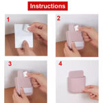 Picture of (Set Of 4) Plastic Remote Mobile Holder Stand