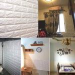 Picture of 3d Brick Foam Wallpaper ( 1