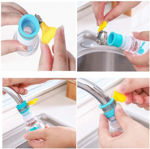 Picture of Water Valve Splash Faucet (Single Piece)