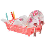 Picture of 2 In 1 Large Durable Plastic Kitchen Sink Dish