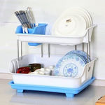 Picture of 2 Tier Dish Drainer Rack