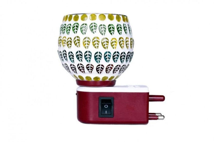 Picture of Ceramic ( 32 ) Leaf Design Kapoor Dani