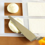 Picture of Steel Cake Icing Spatula 3 Pieces Set