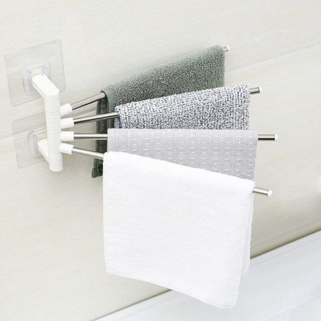 Picture of 4 Bar Towel Rack