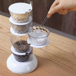 Picture of Storage Pickle Container Spice Rack
