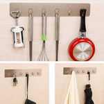 Picture of Six Piece Wall Hook Magic Sticker