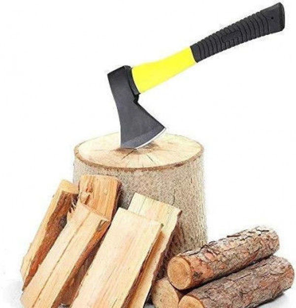 Picture of Gardening Tools 600 Gms Hatchet (Kuhadi)