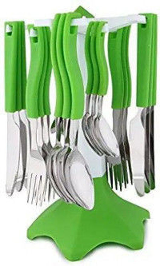 Picture of New 24 Pc Spoon Set