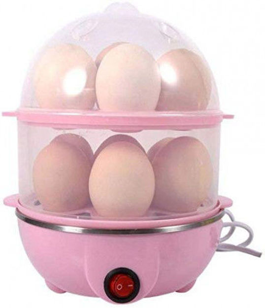 Picture of Double Layer Egg Boiler