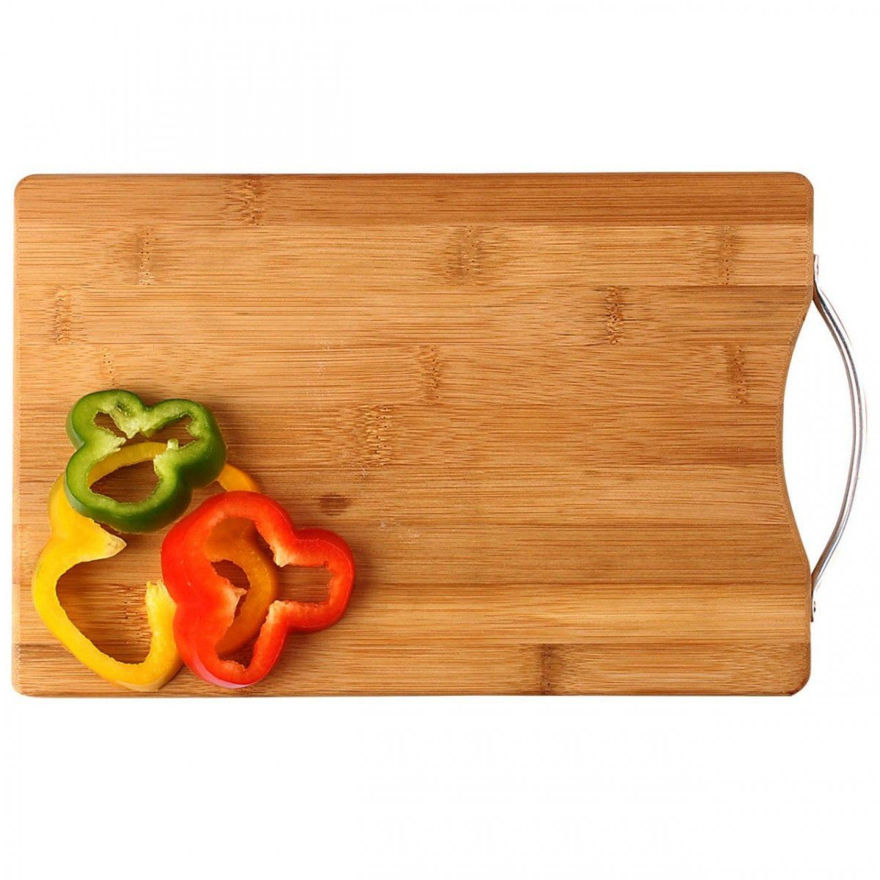 Picture of Wooden Cutting Board ( 29 X 19 X 1.8 Cms )