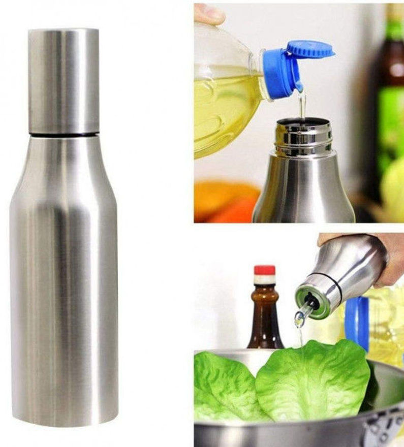 Picture of 1000 Mi Steel Oil Dispenser Bottle( Oil Pot)