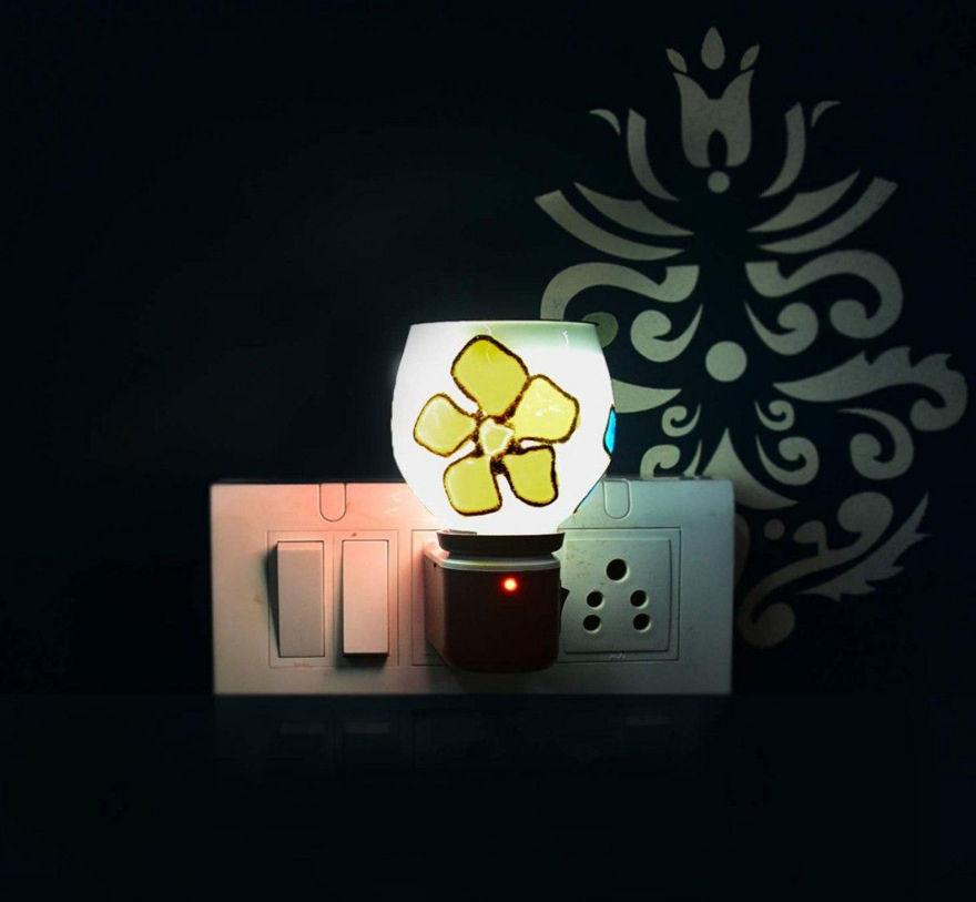 Picture of Ceramic ( 5 ) Electric Flower Kapoor Daani
