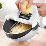 Picture of 7 In 1 Multi Functional Rotate Vegetable Cutter