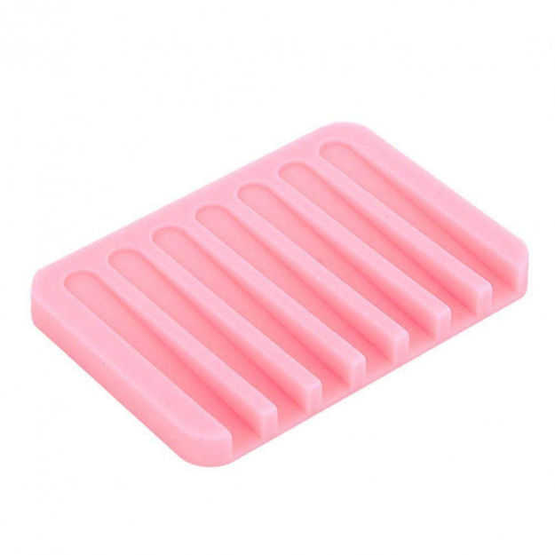 Picture of Silicon Soap Holder (Set Of 3)