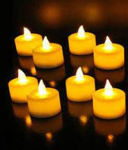 Picture of Led Light Diya (Yellow)
