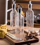 Picture of Glass Oil Bottle (500 Ml)