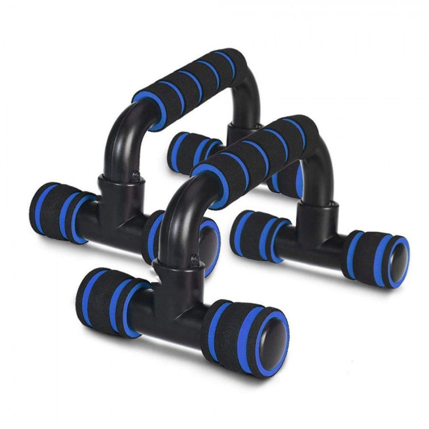Picture of Push Up Bar Stand for Gym & Home Exercise, Dips/Push Up Stand for Men & Women. Useful in Chest & Arm Workout.