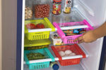Picture of (Set Of 4) Refrigerator Sliding Bucket
