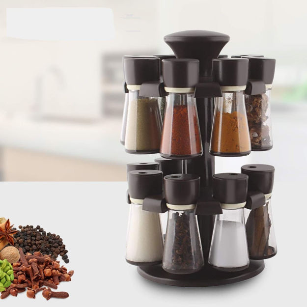 Picture of 12 Pc Spice Rack