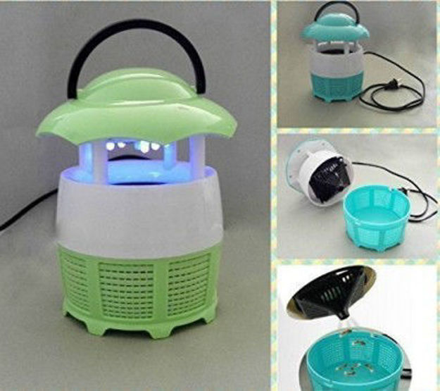 Picture of Green Mosquito Killer