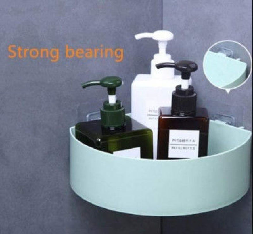 Picture of Triangle Bathroom Rack