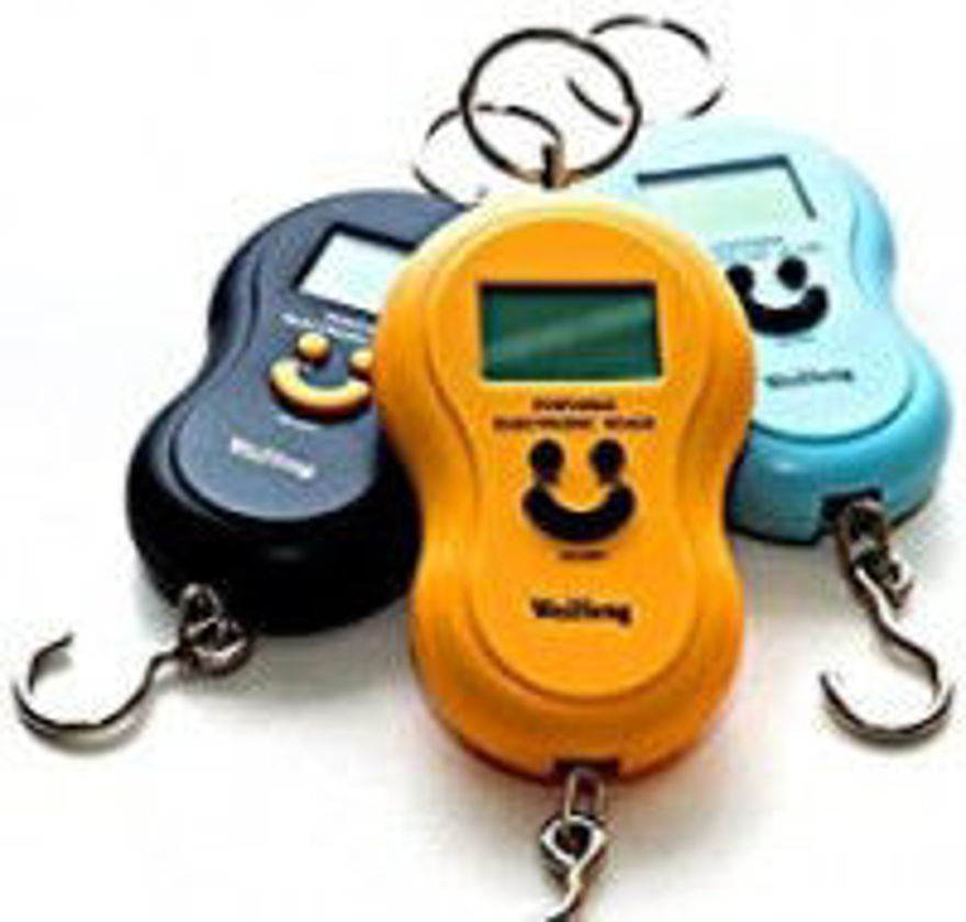 Picture of Smiley Weight Scale