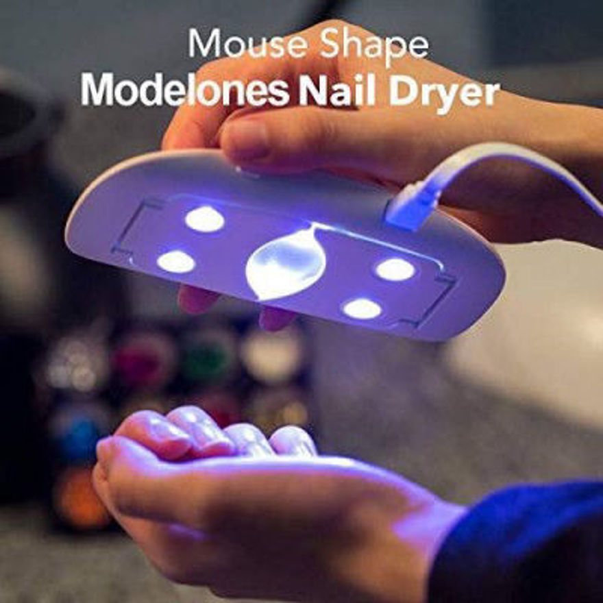 Picture of LED Nail Polish Dryer