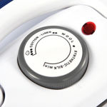 Picture of Travel Folding Handel Portable Powerful Mini Electrical Steam Iron Press,White