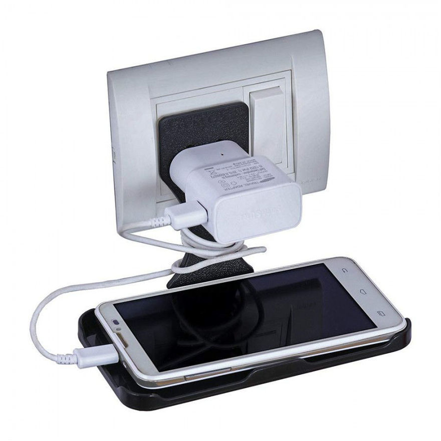 Picture of Plastic Wall Mobile Holder