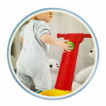 Picture of Baby Popper Walker siri & White for Toddler Music Walking Push Toy Early Education Toy for 6-18 Months Old Kids-Multi Color