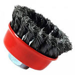 Picture of Wire Wheel Cup Brush