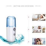 Picture of Nano Mist Sprayer Most Selling Portable Sanitizer Rechargeable Machine with USB Cable for sanitize Your Room, Mobile, Wallet, Helmet, Shoes, Etc