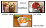 Picture of Butter Milk Lassi Maker Hand Press Blender Mixer Egg Beater Lassi Butter Handle Coffee Milk Egg Beater Mixer Shaker(Colour Assorted)